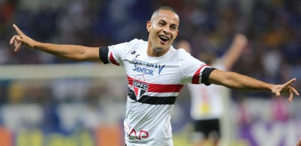 Ytalo já estreou pelo São Paulo e fez o gol da vitória sobre o Cruzeiro no domingo