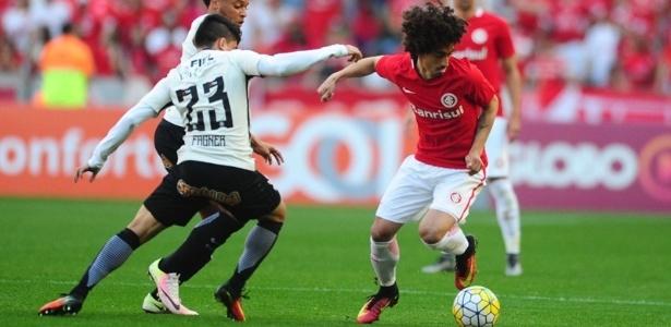 Inter x Corinthians é considerado clássico pelo Colorado por conta da rivalidade