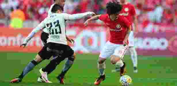 Inter x Corinthians é considerado clássico pelo Colorado por conta da rivalidade - Ricardo Duarte/SC Internacional