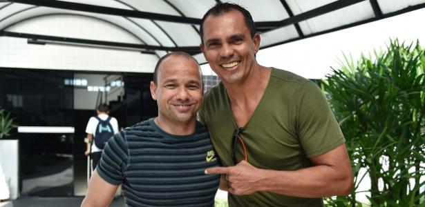 Além de Léo, o Santos pretende homenagear o ex-meia Giovanni em outubro deste ano