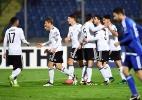 Lá vem eles de novo... Alemanha faz 8 a 0 e mantém 100% nas Eliminatórias - Vincenzo Pinto/AFP Photo