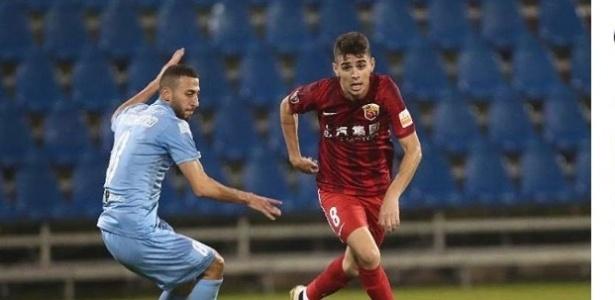 Shangai SIPG faz pré-temporada no Qatar