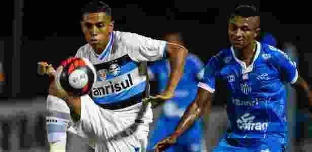 Grêmio foi eliminado pelo Novo Hamburgo e terá dois jogos em 20 dias  - Lucas Uebel/Grêmio