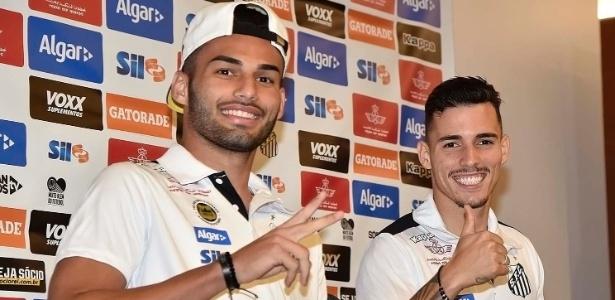 Thiago Maia e Zeca ou até mesmo os dois podem deixar o clube nesta temporada