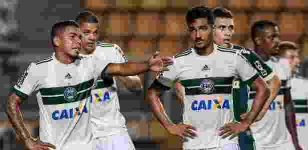 Jogadores na derrota para o Palmeiras: cobranças fortes da Organizada - Ale Cabral/AGIF