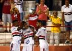São Paulo elimina Cruzeiro, vai às quartas de final e segue 100% na Copinha