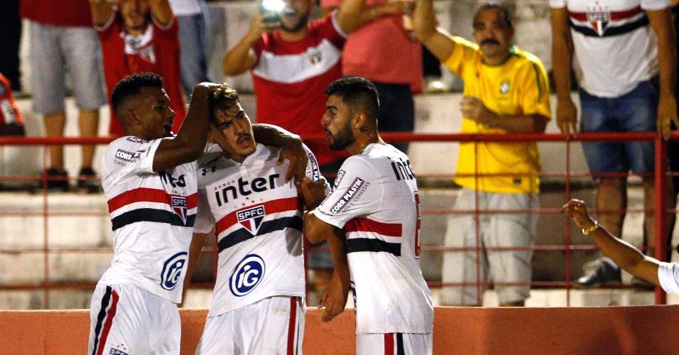 Copa São Paulo | SP garante vaga nas quartas ao vencer Cruzeiro por 1 a 0