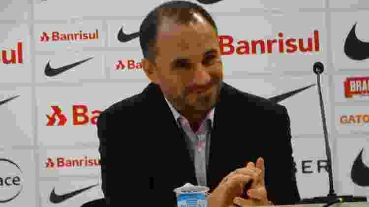Rodrigo Caetano foi demitido do Flamengo e iniciou trabalho no Internacional em seguida - Marinho Saldanha/UOL