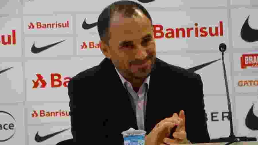 Rodrigo Caetano continuará no Internacional na temporada de 2020 - Marinho Saldanha/UOL