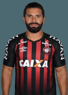 Guilherme Milhomem Gusmão, atacante do Atlético-PR