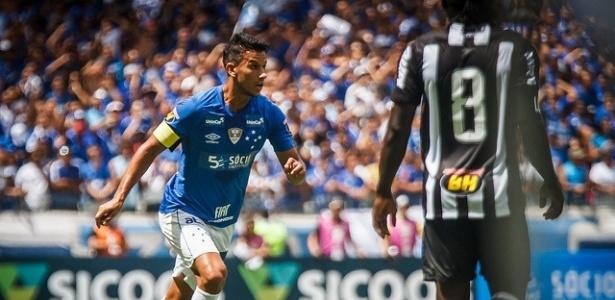 Volante cruzeirense foi bastante elogiado e eleito por muitos o melhor jogador do clássico - Vinnicius Silva/Cruzeiro