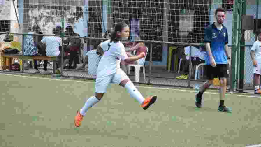 Maria Clara foi impedida de jogar campeonato no Maranhão por ser menina 2929251e1b986