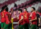 Em amistoso realizado em Lisboa, Portugal goleia Andorra por 7 a 0 - PATRICIA DE MELO MOREIRA/AFP