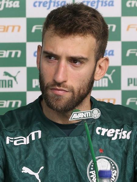 Alan Empereur, jogador contratado pelo Palmeiras na janela de novembro de 2020 - Cesar Greco