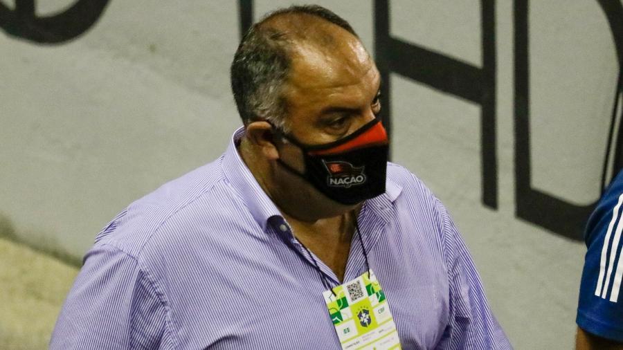 Vice-presidente do Flamengo, Marcos Braz - Rafael Vieira/AGIF