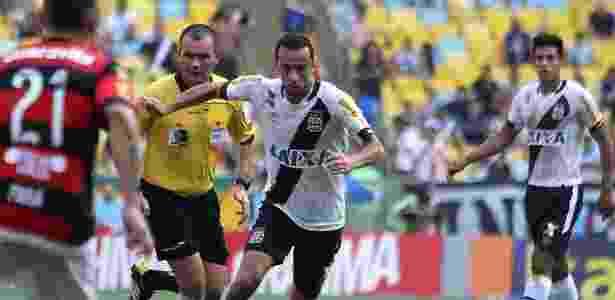 Flamengo e Vasco reativaram a rivalidade com os duelos do ano passado - Paulo Fernandes/Vasco.com.br