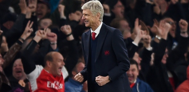 Arsene Wenger disse que Premier League precisa se preocupar com a China