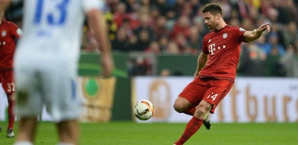 O último clube do espanhol foi o Bayern de Munique