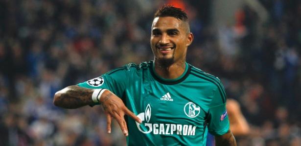 Último clube de Boateng foi o Schalke 04