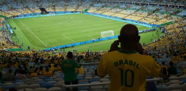 Seleção deverá voltar a jogar no Maracanã em 2017, na sequência das Eliminatórias