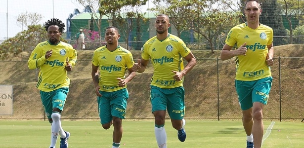 Palmeiras fez parte da preparação em Atibaia em 2016