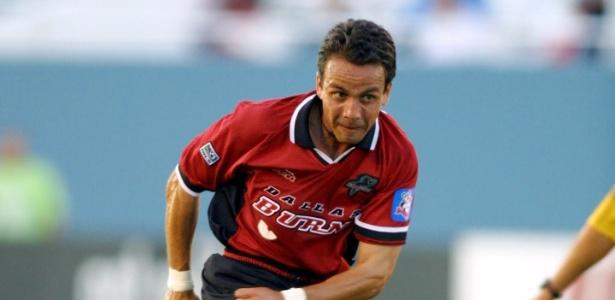 Ronald Martinez/Allsport
