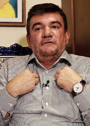 Andrés Sanchez, ex-presidente do Corinthians: protagonista da política do clube