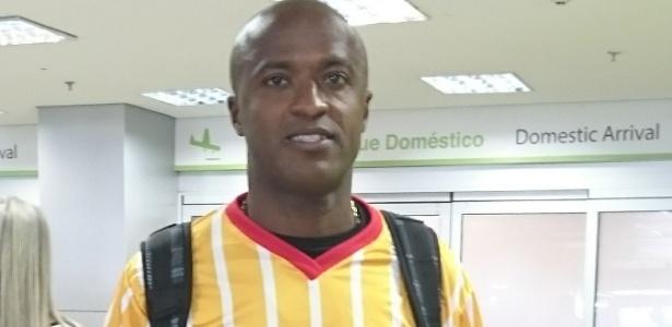 Reinaldo tem 37 anos e estava no futebol da Índia