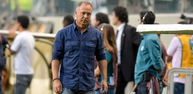 Mano Menezes, técnico do Cruzeiro