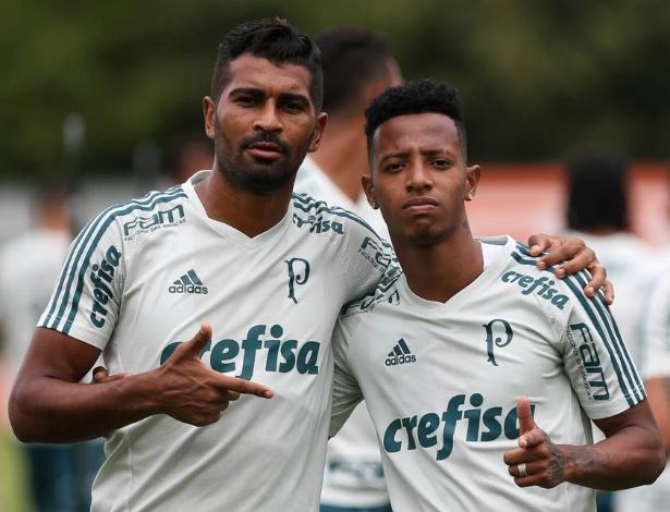 Thiago Santos e Tchê Tchê atuarão juntos na quarta-feira