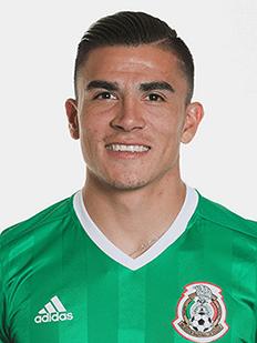 Luis Reyes, volante do México