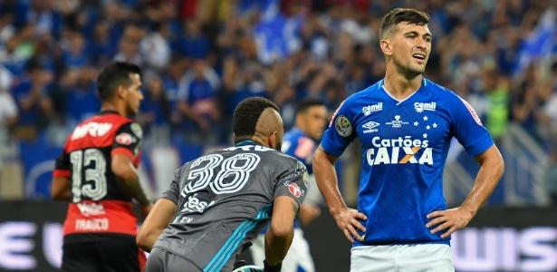 Arrascaeta (à dir.) está na mira do Flamengo para a próxima temporada