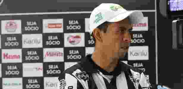 Chicão, volante do Operário-PR - Gustavo Dornelles - Gustavo Dornelles