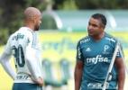 Com titulares na parte interna, Palmeiras treina antes de pegar a Ponte - Cesar Greco/Ag. Palmeiras/Divulgação