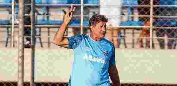 5c87e8eb1e Grêmio x Vasco retrata mudança de patamar de Renato em dez anos - 10 ...