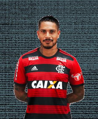 José Paolo Guerrero Gonzales, atacante do Flamengo