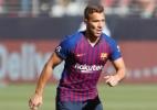 Jornal diz que Arthur sofre com problemas no púbis no Barcelona