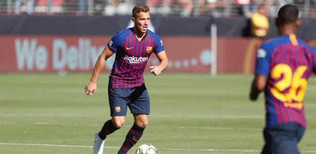 Divulgação/Twitter/FC Barcelona