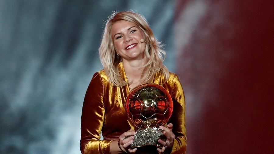 734e752c9 Por que a dona da Bola de Ouro abriu mão de disputar Copa do Mundo ...