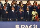 Copa América termina como começou: falhas e muita reclamação - Pedro UGARTE / AFP