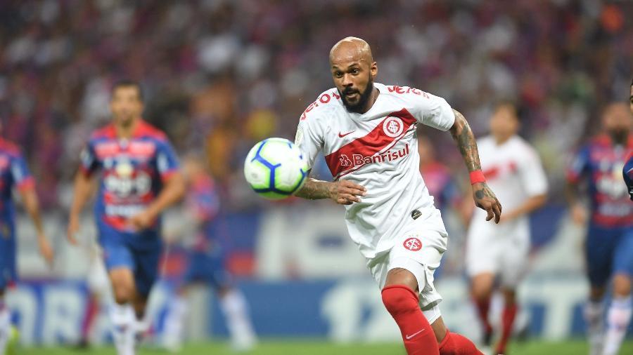 Bruno Silva jogou no Internacional apenas nove partidas e atuará no Avaí em 2020 - Ricardo Duarte/Inter