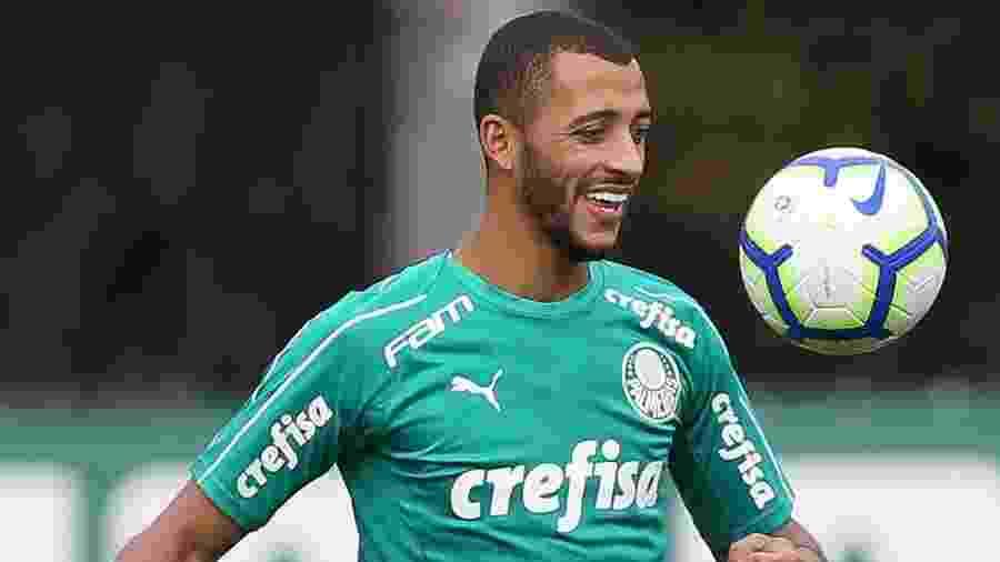 Vitor Hugo será poupado da partida contra a Chapecoense na noite de hoje - Cesar Greco/Ag. Palmeiras/Divulgação