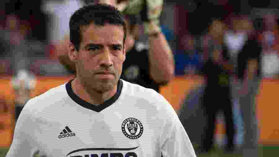 Ilsinho foi formado no Palmeiras, brilhou no São Paulo, passou pela Ucrânia e hoje joga no Philadelphia Union, da MLS - Icon Sportswire/Icon Sportswire via Getty Images