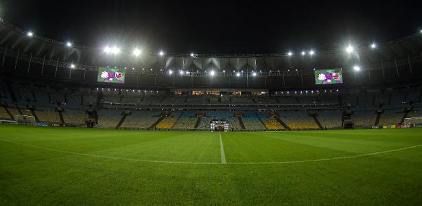 """Ferj cita """"questões temporais"""" e indica Carioca sem público até a final – UOL Esporte"""