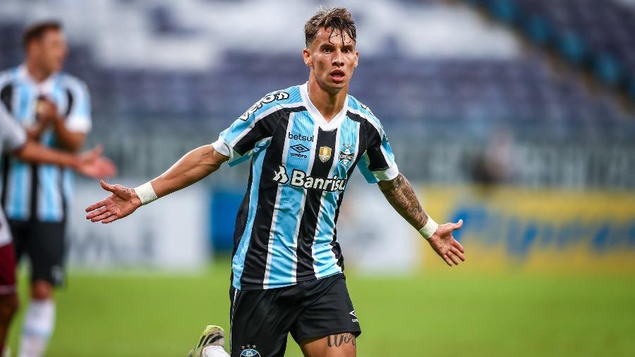 Ferreira pode deixar o Grêmio em negociação com clube do Emirados Árabes Unidos - Lucas Uebel/Grêmio
