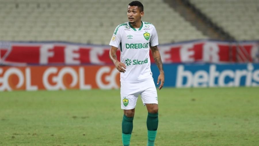 Zagueiro Walber, que estava no Cuiabá, é o novo reforço do Vasco - Divulgação Cuiabá Esporte Clube
