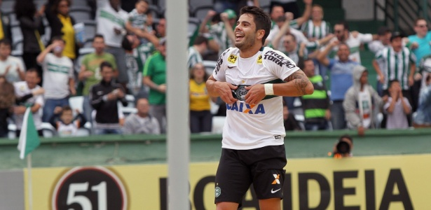 Henrique pertence ao Botafogo e disputou o último Brasileirão pelo Coritiba