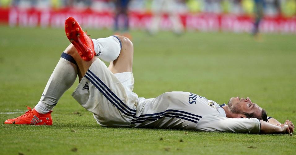 Bale acerta renovação com Real Madrid até 2022