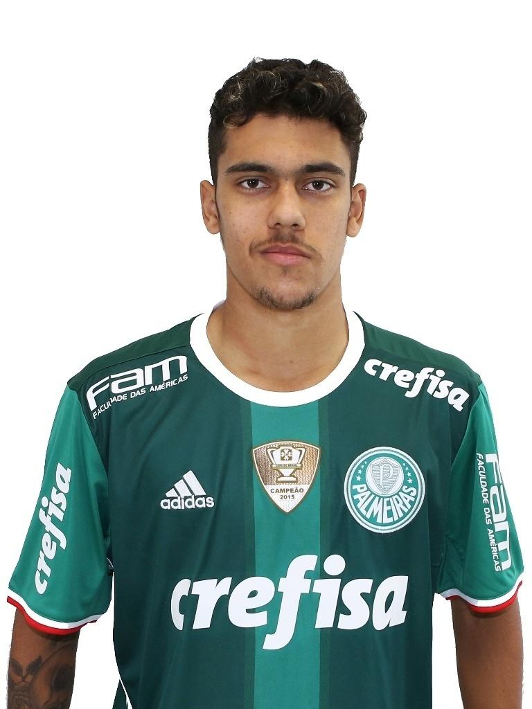 Cadina, volante sub-20 do Palmeiras