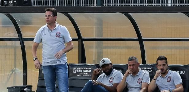 Osmar Loss, bicampeão da Copa São Paulo 2017 pelo Corinthians